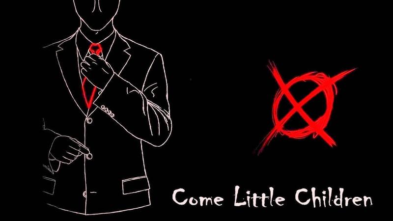 Come Little Children Music Box Cover Hocus Pocus