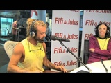 Turia Pitt Surprised by Xavier Rudd!