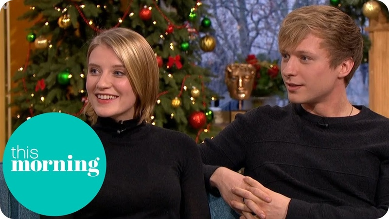 The Stars of ITV's Christmas Drama 'Torvill and Dean'   This Morning