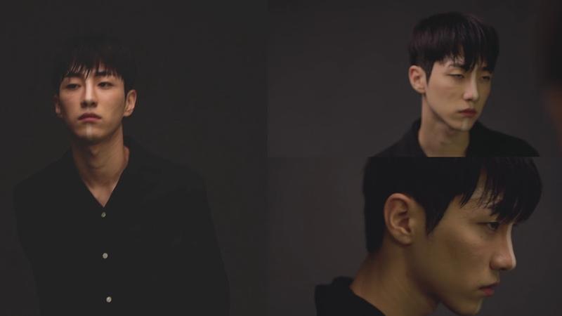 모델 김선빈(KIM SUN BIN) 패션화보 메이킹 by Penguin Agency