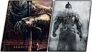 Dark Souls Remastered PS4 ч 11 Демон Капра и спасение некроманта