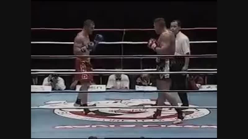 Jerome Le Banner vs Andy Hug