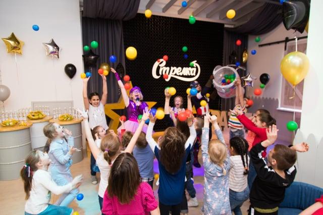 Открытие детского лофта Стрелка для детей 4-9 лет!