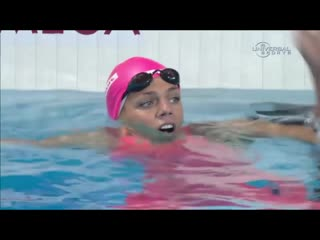 Efimova beats meilutyte in 100m breast champs - universal sports