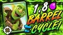 FASTEST GOBLIN BARREL DECK EVER 1 8 CYCLE THIS IS INSANE