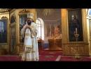 Прощальное слово владыки Амвросия