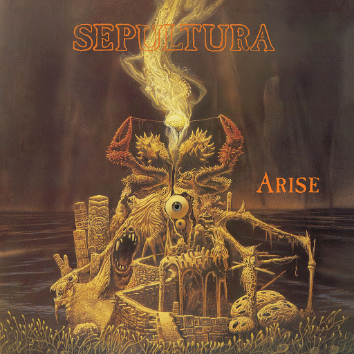 Sepultura альбом Arise (Expanded Edition)
