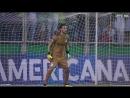 Колумбийский вратарь отразил три пенальти подряд