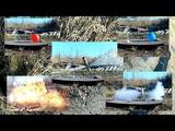 Пули против баллончиков - часть 2, монтажная пена коварна! Минус штаны((