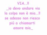 Via - Gigi D'alessio con testo.wmv