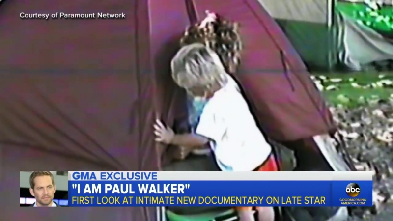 Paul Walker remembered by friends, family in new documentary