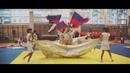 Флаг- шоу от творческого проекта ГАРДАРИКА