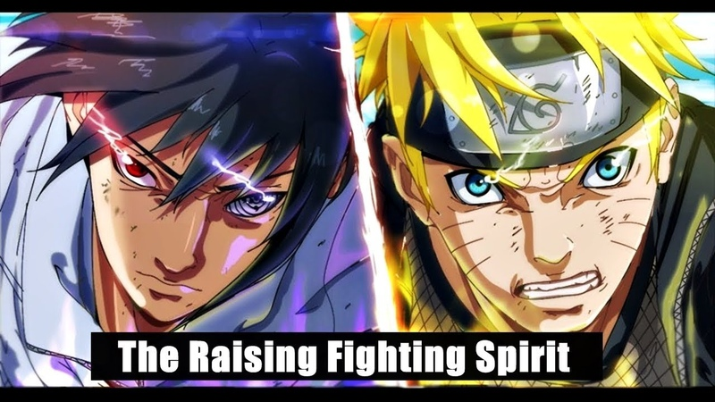 Naruto Theme - The Raising Fighting Spirit