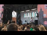 Выступление группы «Alai Oli» на фестивале «Питер, я люблю тебя»