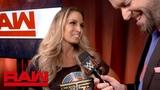 Toronto's Trish Stratus soaks in her hometown return Raw Exclusive, Aug. 27, 2018