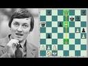 The Art Of Attack! Anatoly Karpov Needs No Rooks