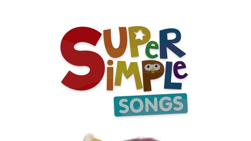 Wind The Bobbin Up _ Kids Songs _ Super Simple Songs