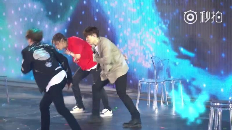 [Fancam] 180630 You Zhangjing 尤长靖 - Performance @ Ninepercent Fanmeet in Hangzhou D1