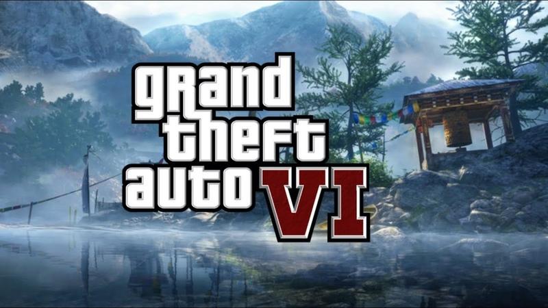 ►GTA 6 - Grand Theft Auto 6◄ | Official Trailer | 2019 HD4K