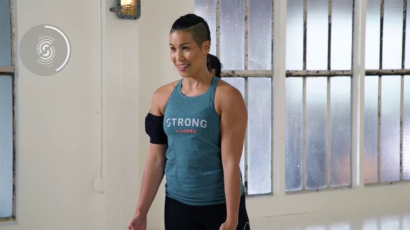 STRONG by Zumba 7 Minutes to Stronger GLUTES