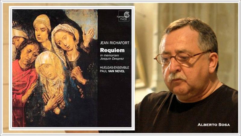 Jean Richafort. Requiem in memoriam Josquin Desprez