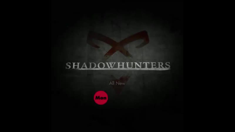 The Shadow World is on the brink of war. Shadowhunters is all new Monday, March 25 at 8pm7