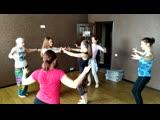 Трайбл фьюжн танцы - с занятия танцами Тольятти