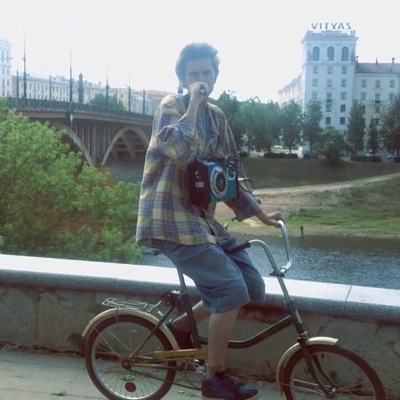 "Sam Nome on Instagram ""Aist rapping rockdamic sovietbike funky madeinbelarus hippatodahoppa oldgardenscompany verbaltechnician ridininmyho..."