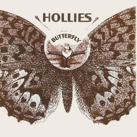 The Hollies альбом Butterfly