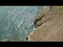 Чертов мост на Чаячьем утесе, Байкал