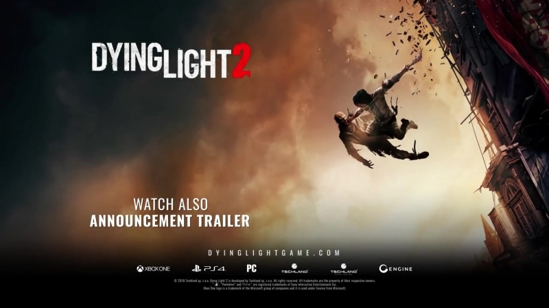 Dying Light 2 - Gameplay