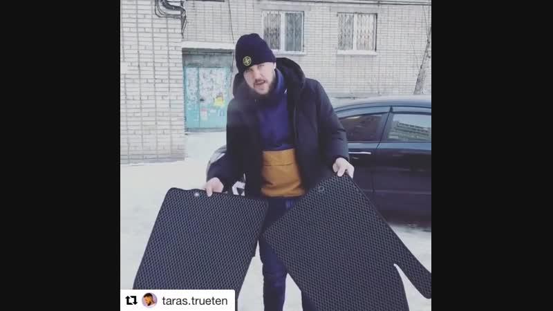 Видео отзыв от TARAS TRUE-TEN