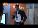 Sportacus estuvo con los usuarios de RTVE.es