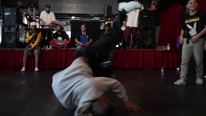 Too Short Crissy B vs Sungawd Lil Rock| Final - Hak Jam Qualifier 2019