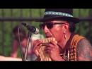 Южно приморский парк. поют и играют индейцы. клево