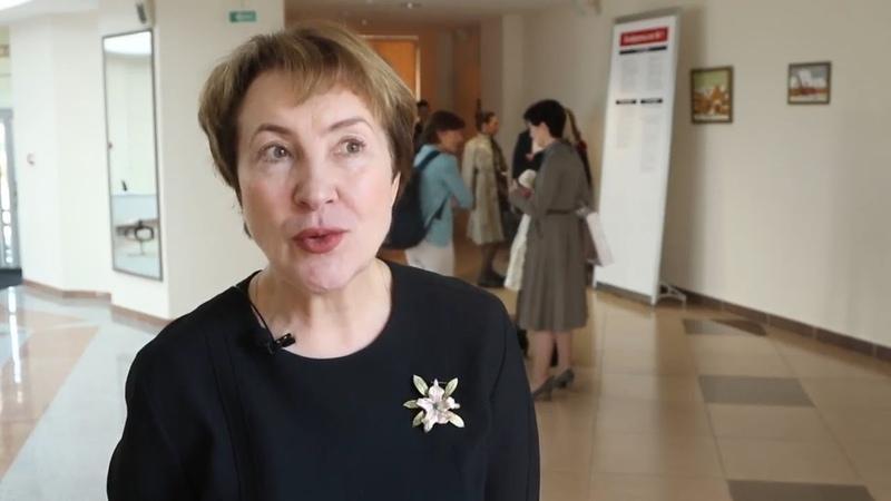 Лариса КИСЕЛЬНИКОВА о выставке СТОМАТОЛОГИЯ БЕЛАРУСИ / BelarusDent-2018