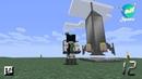 Minecraft: Космические Приключения - 12 Лунный Данж и Новая ракета