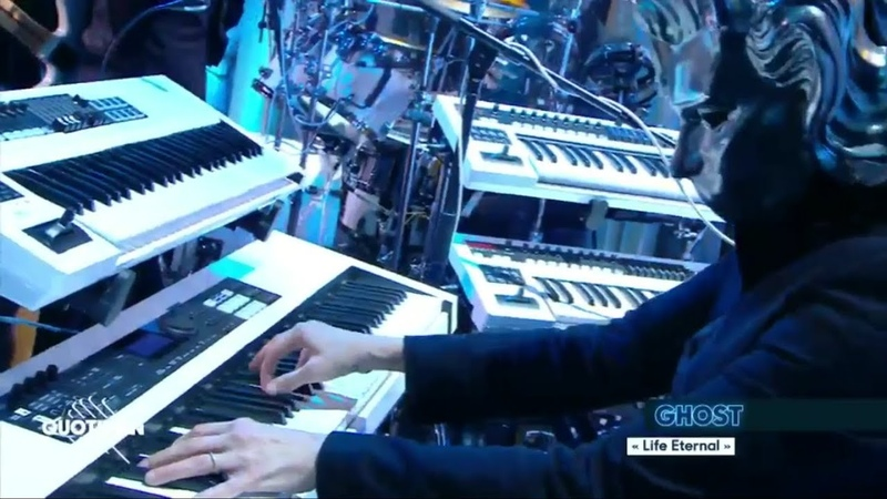 Ghost - Life Eternal (Live at Quotidien, France 2019)