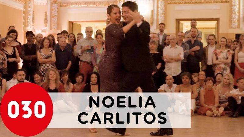 Noelia Hurtado and Carlitos Espinoza – De pura cepa, Bratislava 2018 – NoeliayCarlitos