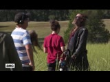 THE WALKING DEAD 9x12 The Whisperers Camp Featurette [HD] Norman Reedus, Meliss
