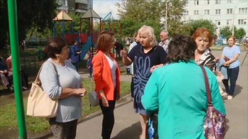 Мэр города заявил, что в Красноярске отремонтированы 80 дворов. Так ли это