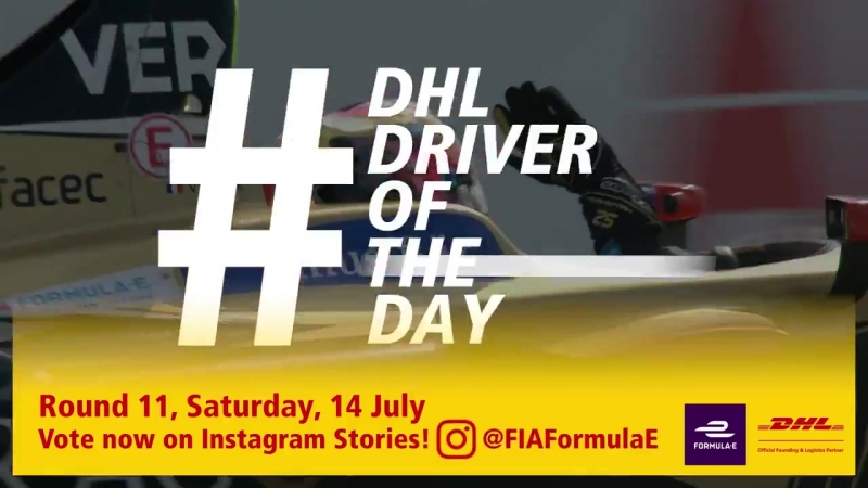 Who was your DHLMotorsport DHLDriverOfTheDay JeanEricVergne or LucasdiGrassi Cast your vote now on our Instagram Story смотреть онлайн без регистрации