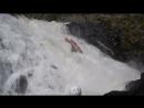 Кутса июнь18 водопад Маманя