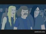 What's Up, Bro Metalocalypse Adult Swim #coub, #коуб