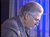 Синтез бенд Анатолия Василевского и Алексей Кузнецов гитарв 22 ноября 2002г ч 1