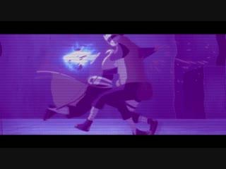 Kakashi vs Obito//suicideboys\\[AMV]