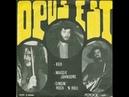 Opus Est Belgium 70's Heavy Hard rock