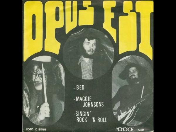 Opus Est (Belgium) -70's Heavy/Hard rock