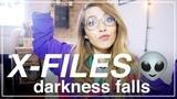 X-Files 01x20 DARKNESS FALLS