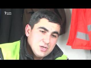 Азербайджанец который очень красиво поет но работает на стройке. Азербайджан Azerbaijan Azerbaycan БАКУ BAKU BAKI Карабах 2018